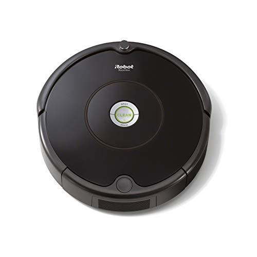 iRobot Roomba 606 Senza Sacchetto 0.6L Nero aspirapolvere Robot