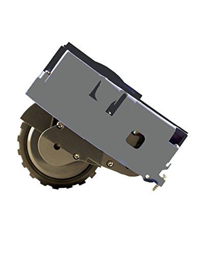 iRobot - Ruota Laterale Destra per Aspirapolvere Roomba Serie 800/ 900 Modulo ruota: 870, 871,...