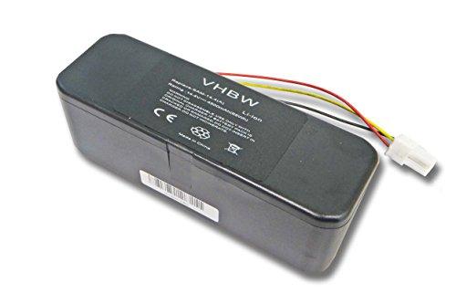vhbw Batteria Ion 4500mah (14.4V) per aspirapolvere Samsung Navibot SR8877, SR8895, Silencio,...
