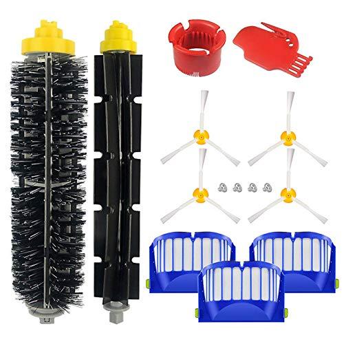 HoHome Kit di Ricambi per roomba 600 serie, Accessori Compatible with roomba 600 605 606 610 614 616...